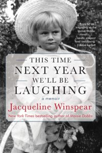 this time next year we'll be laughing_jacqueline winspear