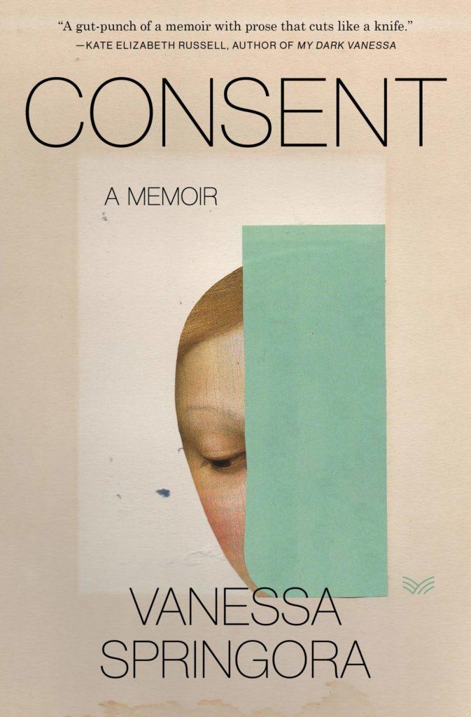 Vanessa Springora, tr. Natasha Lehrer, Consent,