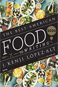 Best American Food Writing 2020