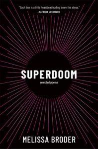 Melissa Broder, Superdoom: Selected Poems