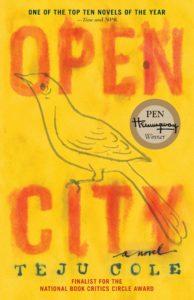 Teju Cole, Open City