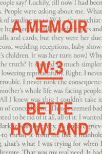 W-3by Bette Howland