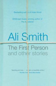 ali smith the first person