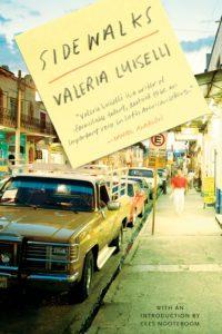 Valeria Luiselli, Sidewalks