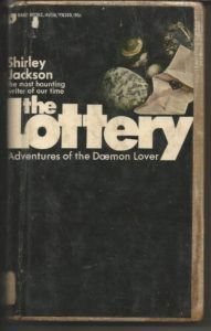 """Shirley Jackson, """"The Daemon Lover,"""" from The Lottery"""
