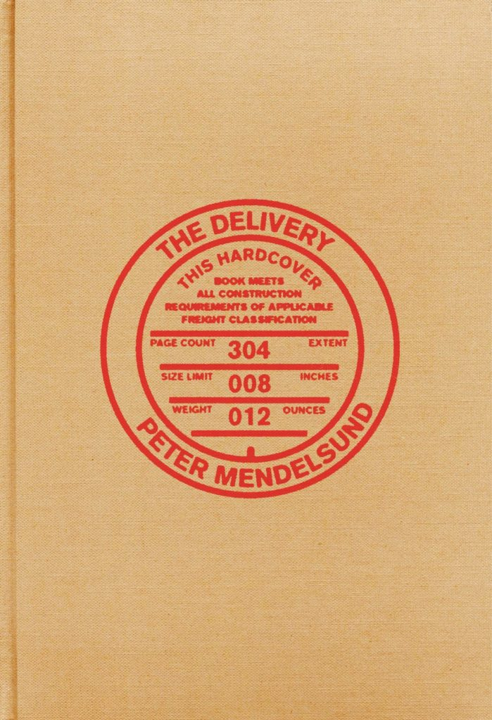 The Delivery by Peter Mendelsund.