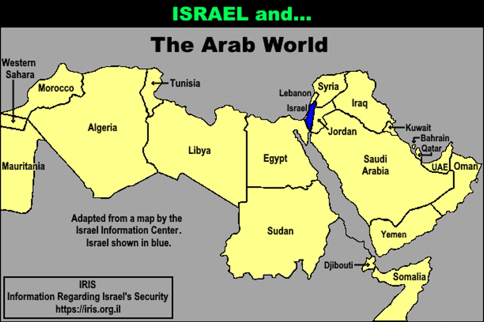 israel palestine border