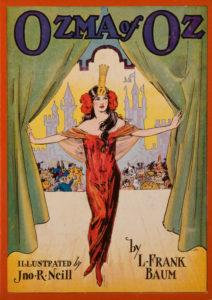 L. Frank Baum, Ozma of Oz