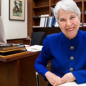 UC Berkeley Chancellor Carol Christ on Creating Institutional Change from Within