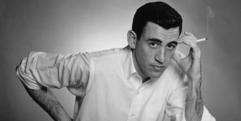 The only known recording of J.D. Salinger's voice will be cremated with the woman who stole it.