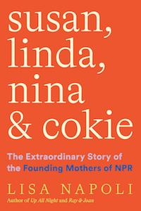Susan, Linda, Nina, and Cokie i