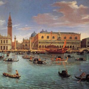 How Venice Invented the World