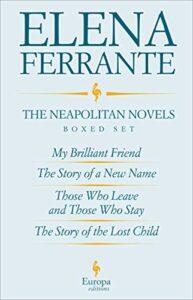 Elena Ferrante, The Neapolitan Novels
