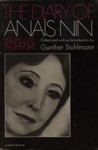 Diary of Anais Nin