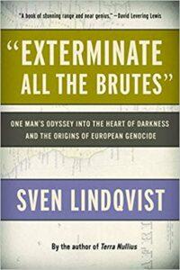 Exterminate the Brutes, Sven Lindqvist