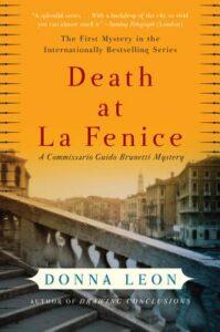 Donna Leon, Death at La Fenice