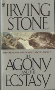 Irving Stone, The Agony and the Ecstasy