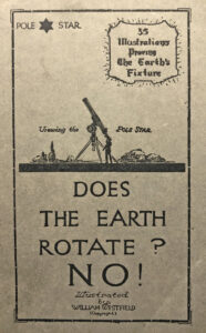 Does the Earth Rotate? No! (1919) by William Westfield