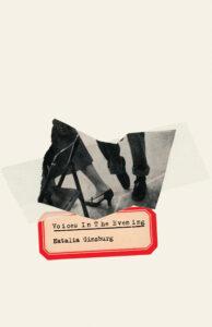 Natalia Ginzburg_Voices in the Evening