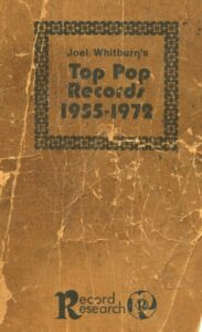 Top Pop Records, Joel Whitburn