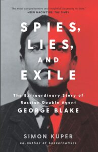 spies lies and exile_simon kuper