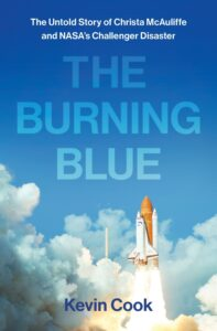 The Burning Blue, Kevin Cook