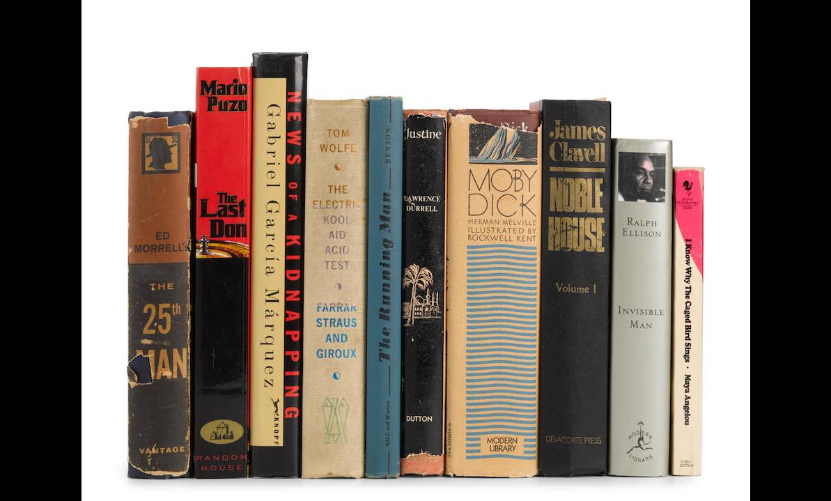 Brando novels