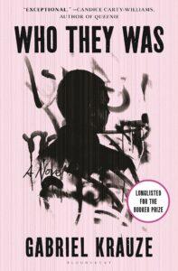 Gabriel Krauze_Who They Was