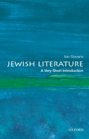 Jewish Literature- A Very Short Introduction