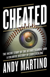 Cheated, Andy Martino