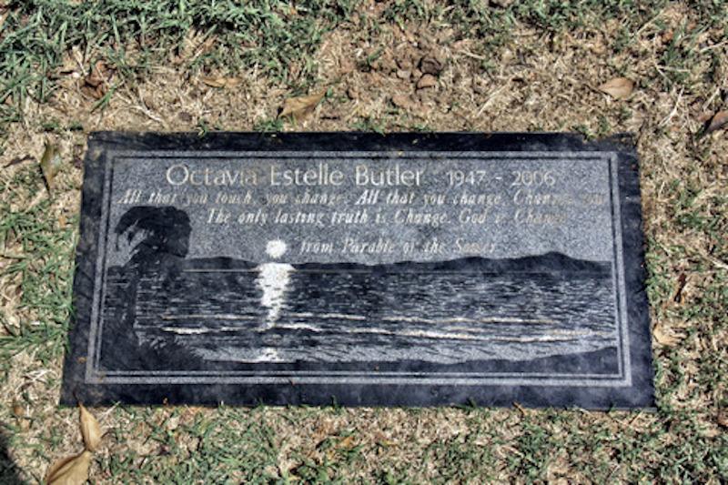 octavia butler tombstone