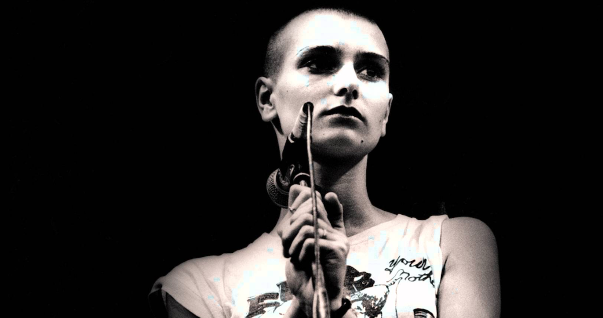 Sinéad O'Connor on Discovering Van Morrison in Her Lonely Early Days in London