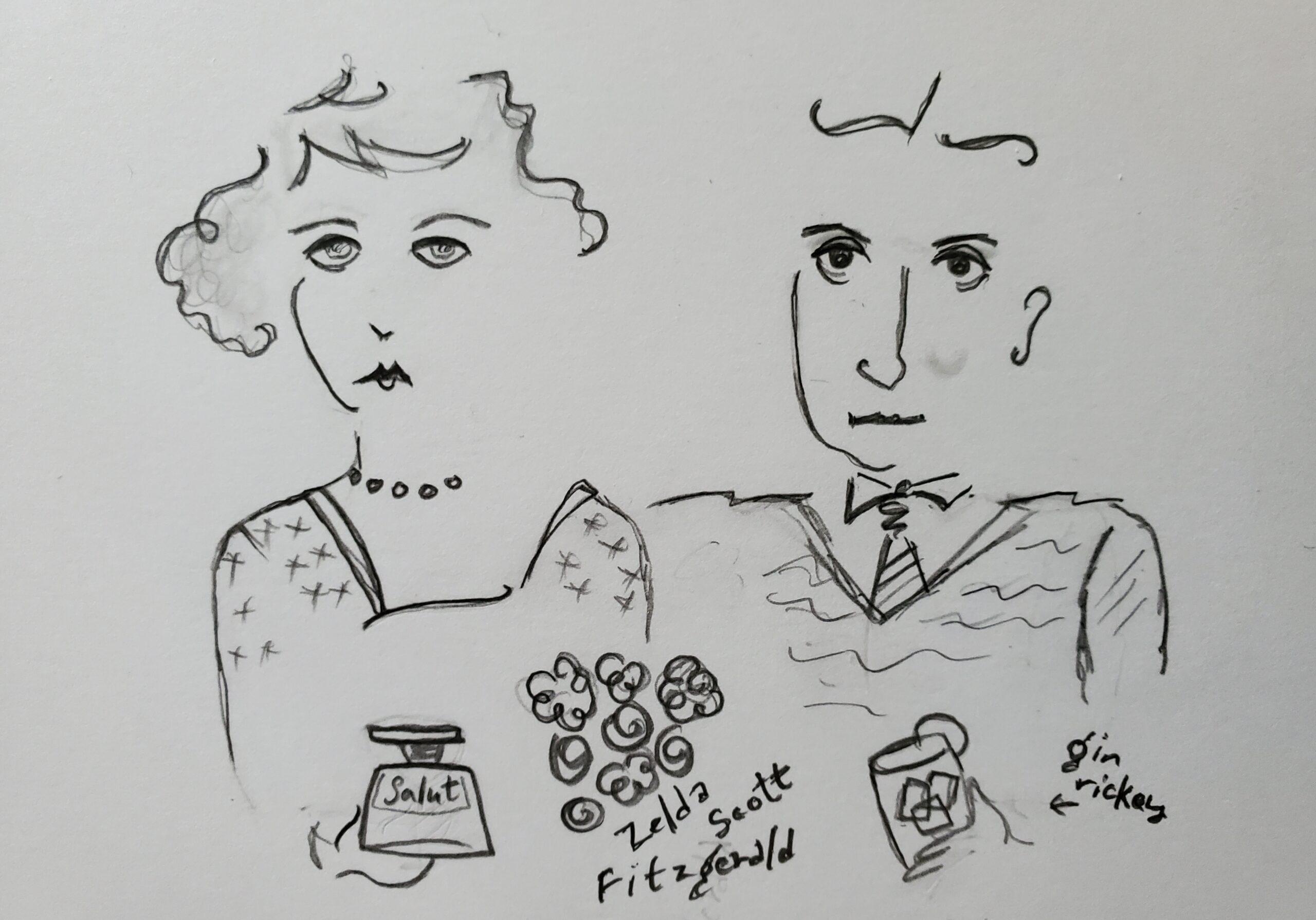 Zelda & F. Scott Fitzgerald