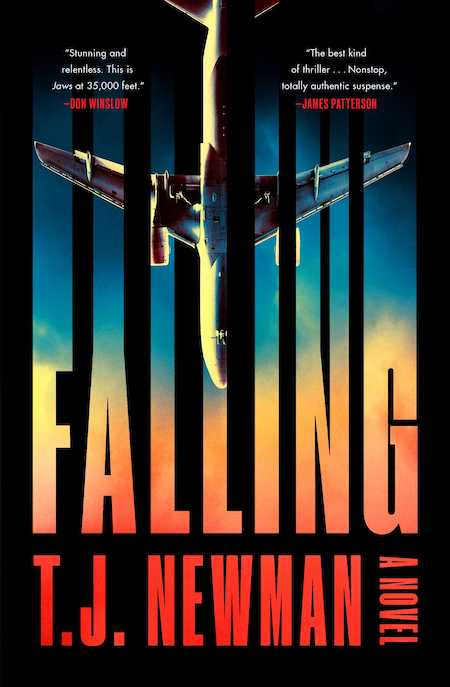 "T.J. Newman, <em><a href=""https://bookshop.org/a/132/9781982177881"" target=""_blank"" rel=""noopener"">Falling</a></em> (Avid Reader Press, July 6)"