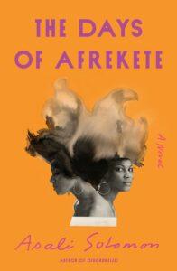 Asali Solomon,The Days of Afrekete