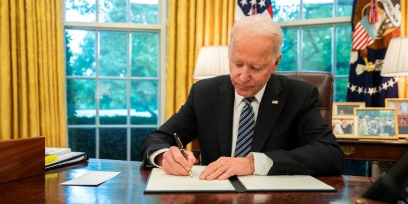Stones for Goliath: On Biden's Fight Against Digital Monopolists