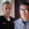 Robert Meyer, MD, and Dan Koeppel