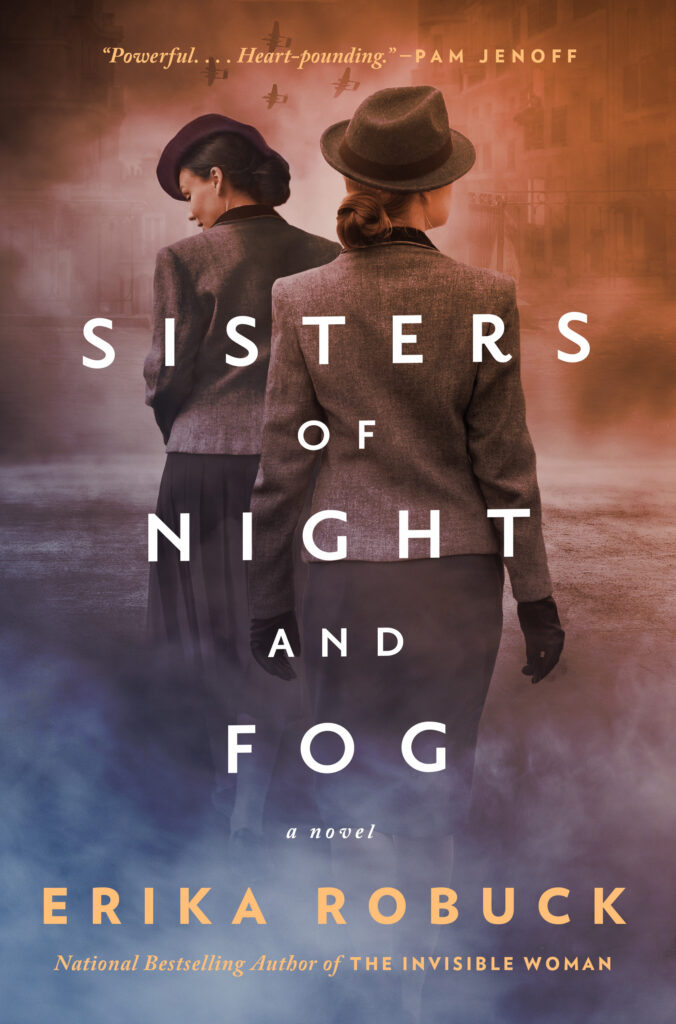sister of night and fog