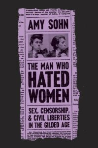 amy sohn_the man who hated women