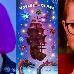 Charlie Jane Anders and Becky Chambers on the Power of Storytelling (and Tea!)