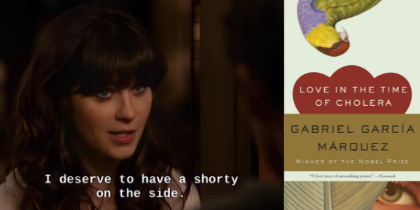 New Girl_Love in the Time of Cholera
