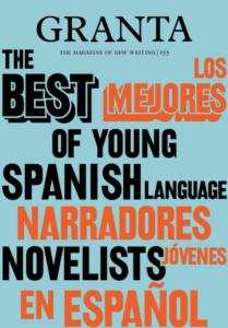 Granta Issue 155 Spanish Novelists
