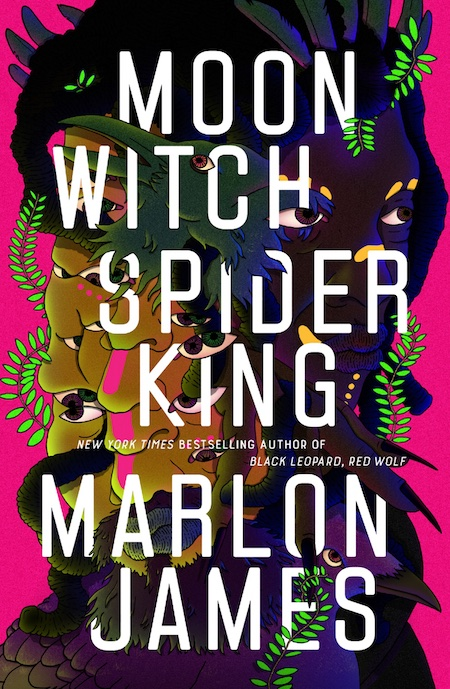marlon james moon witch spider king