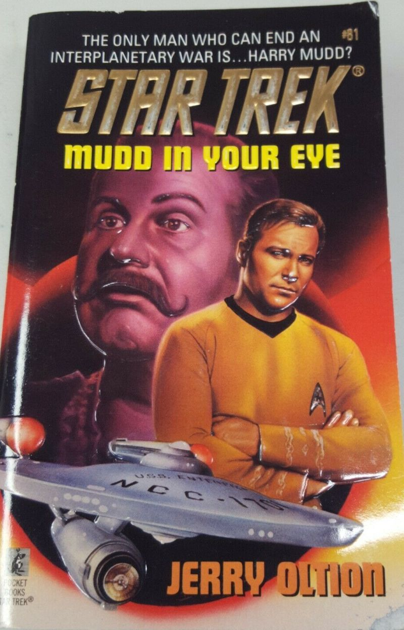 Star Trek: Mudd in your eye