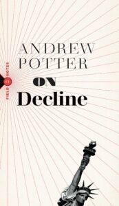 on decline