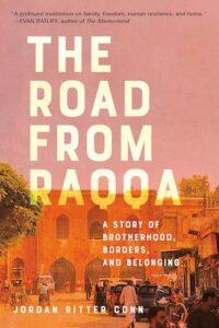 Road from Raqqa