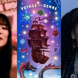 A Bigger Tent Is Always Better: How Ryka Aoki and Andrea Hairston Approach Genre Writing