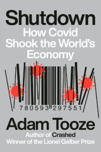 Shutdown, Adam Tooze