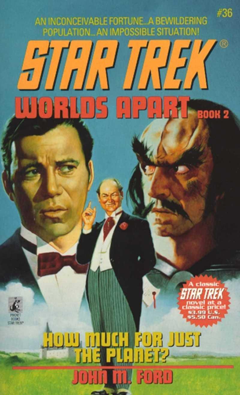 Star Trek World's Apart