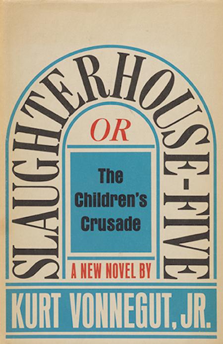 Kurt Vonnegut, Slaughterhouse-five first edition